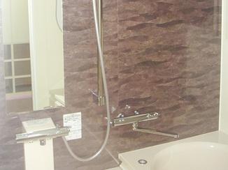 バスルームリフォーム 断熱仕様の暖かく快適な浴室